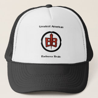 Greatest American Badousa Trucker Hat