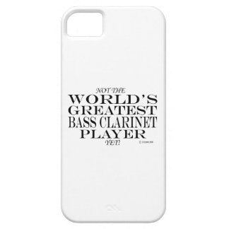 Greatest Bass Clarinet Player Yet Case For The iPhone 5