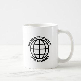 Greatest Civil Engineer Coffee Mug