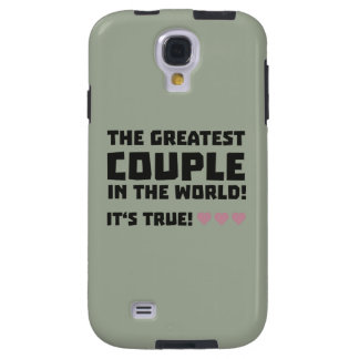 Greatest Couple in the world  Z5rz0 Galaxy S4 Case