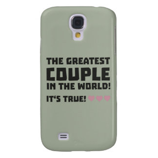 Greatest Couple in the world  Z5rz0 Samsung Galaxy S4 Covers