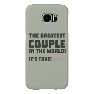Greatest Couple in the world  Z5rz0 Samsung Galaxy S6 Cases