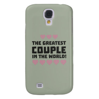 Greatest Couple Love Zg5qi Samsung Galaxy S4 Cover