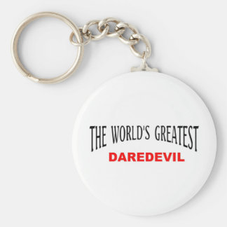 Greatest Daredevil Key Ring