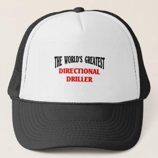 Greatest Directional Driller Trucker Hat