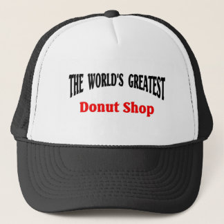 Greatest Donut shop Trucker Hat
