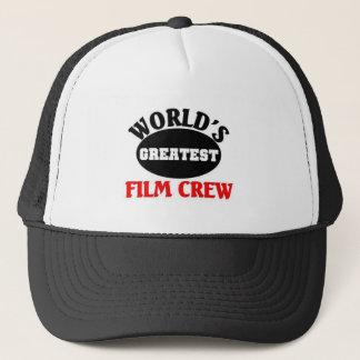 Greatest Film Crew Trucker Hat