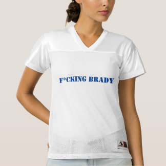 Greatest Football comeback ever, best quarterback. Women's Football Jersey