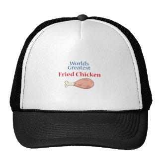 GREATEST FRIED CHICKEN MESH HATS