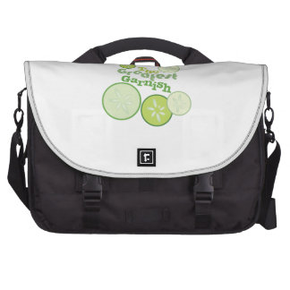Greatest Garnish Commuter Bag
