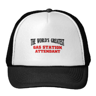 Greatest Gas Station Attendant Cap