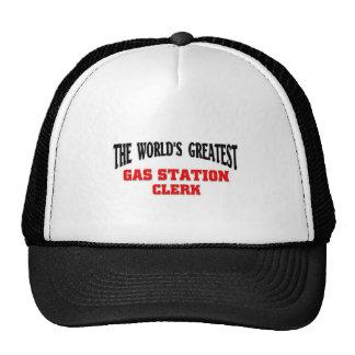 Greatest Gas Station Clerk Cap