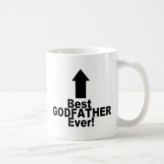 Greatest Godfather Coffee Mug