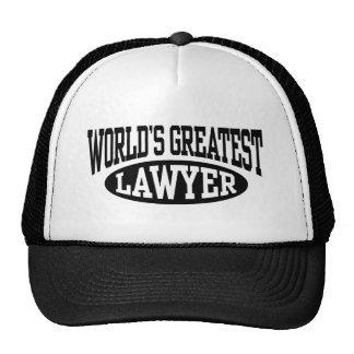 Greatest Lawyer Hat