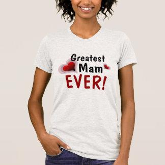 Greatest Mam EVER! - Customisable Tshirt