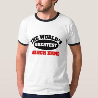 Greatest Ranch Hand T-Shirt