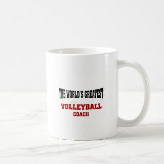 Greatest Volleyball Coach Coffee Mug