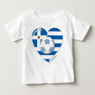 "Greece ""ΕΛΛΆΔΑ"" Soccer Team. Soccer Greece 2014 Shirt"