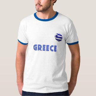 Greece - ΕΛΛΑΔΟΣ Football Tee Shirt