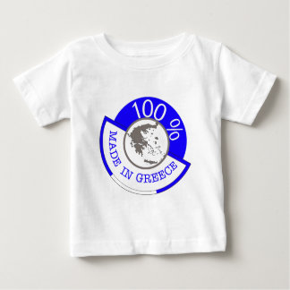 GREECE 100% CREST BABY T-Shirt