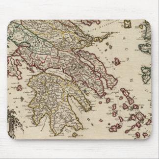 Greece 15 mouse pad