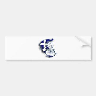 Greece 2 bumper sticker