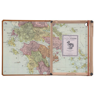 Greece 4 2 case for iPad