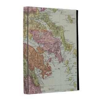 Greece 4 2 iPad folio cases