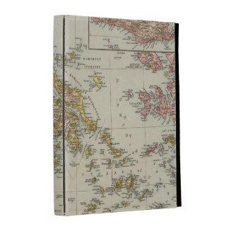 Greece 4 iPad folio cases