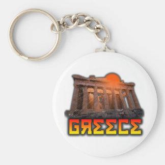 Greece - Acropolis Keychain