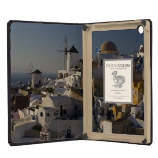 Greece and Greek Island of Santorini town of Oia iPad Mini Cover