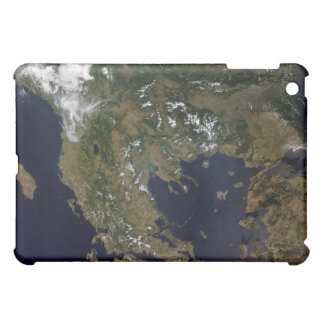 Greece and its surrounding countries iPad mini cover