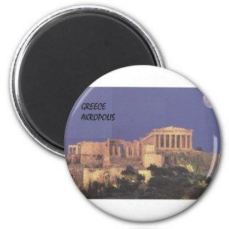 Greece Athens Akropolis Parthenon (St.K) Magnet