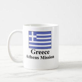 Greece Athens Mission Drinkware Coffee Mug