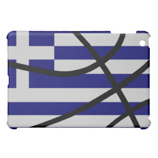 Greece Basketball iPad Case