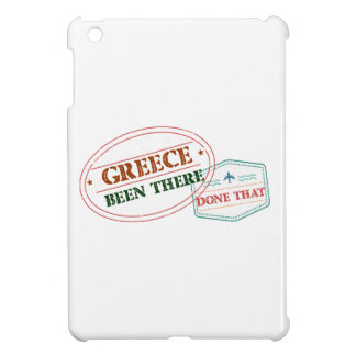Greece Been There Done That Cover For The iPad Mini