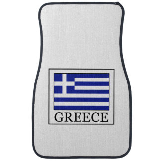 Greece Car Mat