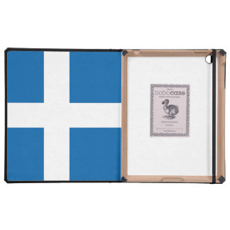 Greece Cover For iPad