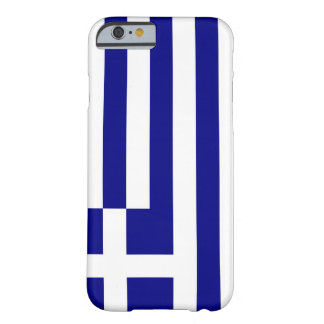 GREECE BARELY THERE iPhone 6 CASE