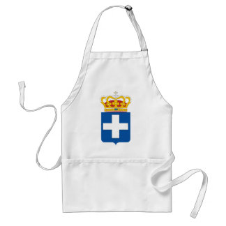 Greece Coat of Arms (1863-1924 and 1935-1973) Standard Apron