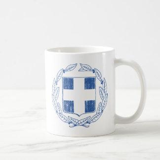 Greece Coat Of Arms Coffee Mug