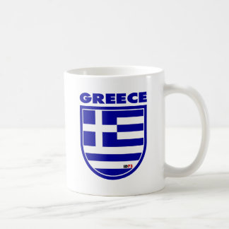 Greece Coffee Mug