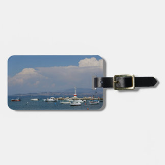 Greece, Corfu, Old Lighthouse, Luggage Tags