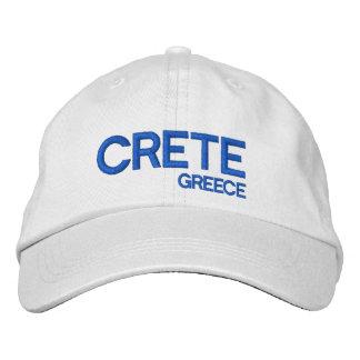 Greece Crete* Adjustable Cap