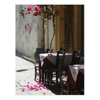 GREECE, CRETE, Rethymno Province, Rethymno: Old 2 Postcard