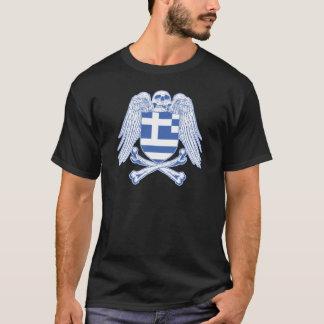 Greece Crossbones T-Shirt