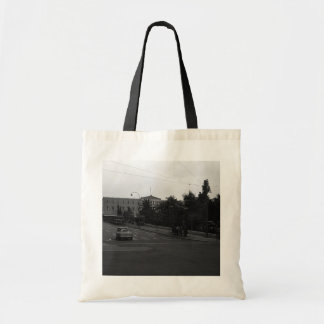Greece Delphi Old palace Athens 1970 Budget Tote Bag