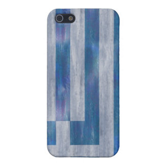 Greece distressed Greek flag iPhone 5 Cover