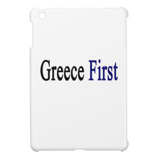 Greece First Case For The iPad Mini