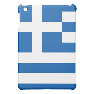 Greece Flag Apple iPad Case
